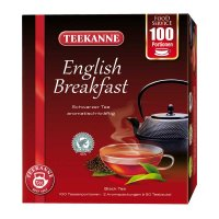 100x1,75g Beutel English Breakfast